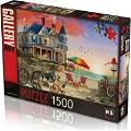 Summer House Puzzle 1500 Parça (Art.-nr. 22012)