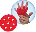 Hand Xtrainers Beginner - El Egzersiz Lastiği Kırmızı - Yumuşak