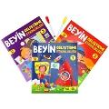 3-6 Yaş Beyin Geliştirme Etkinlikleri Yaz - Sil Kitaplar
