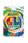 Carioca Renk Değiştiren Sihirli Keçeli Kalemler 10 Kalem 18 Renk