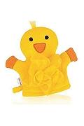 Sevimli Lifli Banyo Kuklası - Ördek