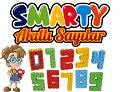 Smarty - Akıllı Sayılar Eğitici Blok Oyunu 100 Parça