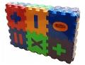 Eva Puzzle 12x12cm Matematik