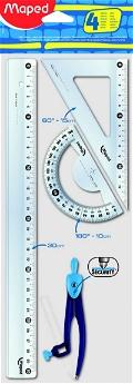 Maped 4`lü Start 30cm Pergelli Maxi Set