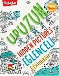 Upuzun Hidden Pictures Eğlenceli Etkinlikler