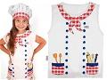 Aşçı Kostümü & Şapka
