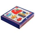 Q Bebek Dino Karton Kitap Seti Renkler-şekiller-sayılar-kavramlar