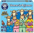 Orchard Llamas İn Pyjamas (Sevimli Lamalar Pijama - Birleştirme Oyunu)