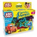 Art Craft Eğlenceli Kalıplar 19 Parça