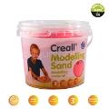 Creall Kinetik Kum 750 Gr Kırmızı