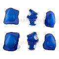 Dizlik Ve Dirseklik Set (Ddb-01) - Mavi