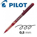 Pilot Roller Kalem Vball 05 Kırmızı