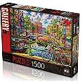 A Colorful City Puzzle 1500 Parça (Art.-nr. 22018)