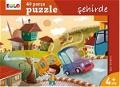 Eolo 40 Parça Puzzle - Şehirde