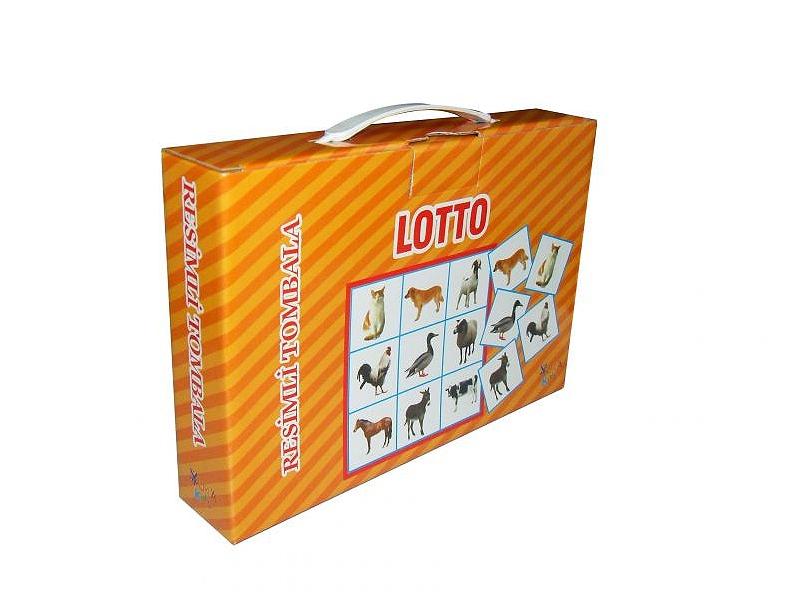 Lotto – Resimli Tombala