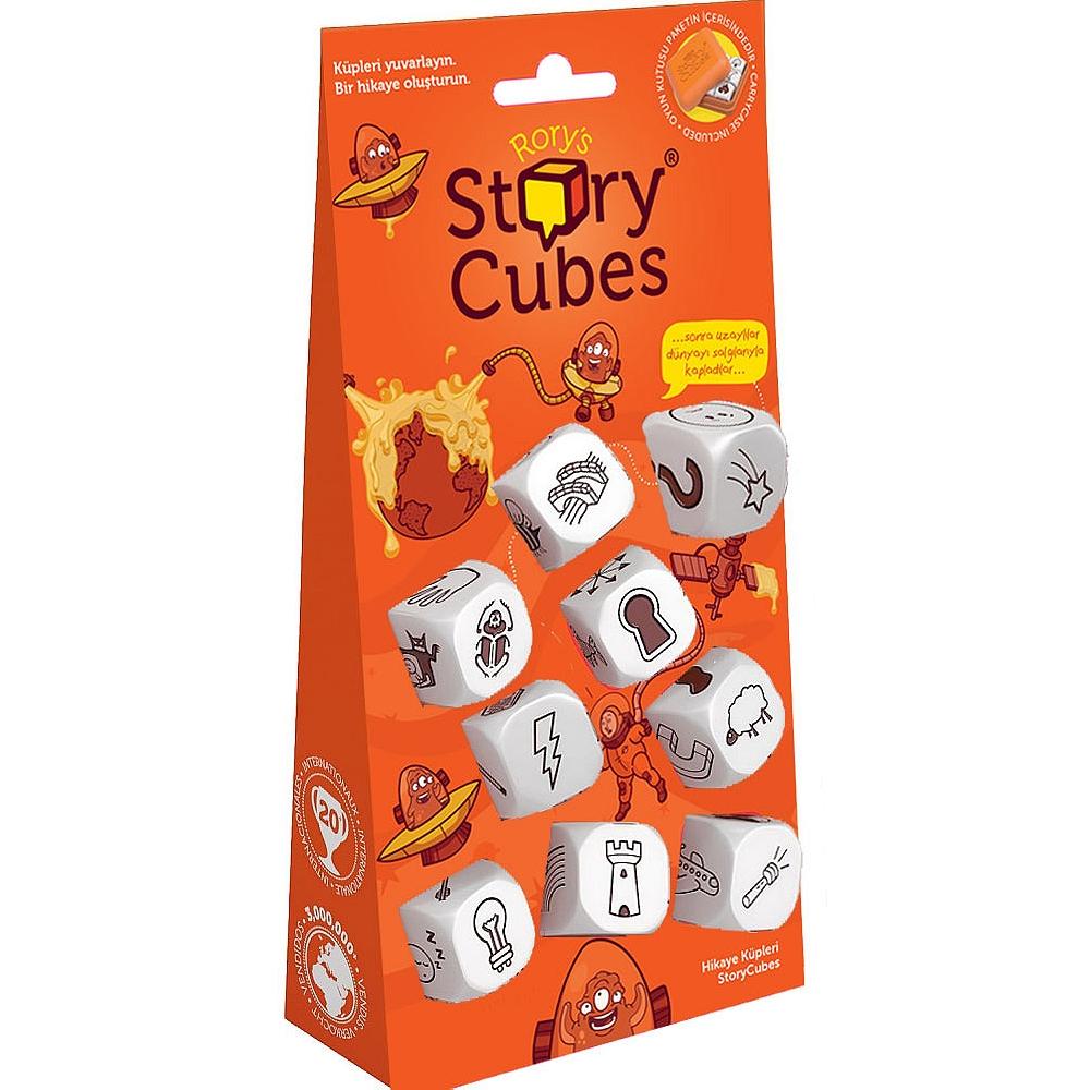 Rory'nin Hikaye Küpleri - Hediyelik (Rory's Story Cubes)