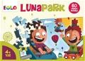 Eolo 60 Parça Puzzle - Lunapark