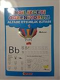 İngilizce Öğreniyorum Alfabe Kitabı 1