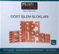 Mathblocks - Matematik 4 Işlem Blokları